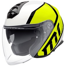 Schuberth M1 Flux Yellow