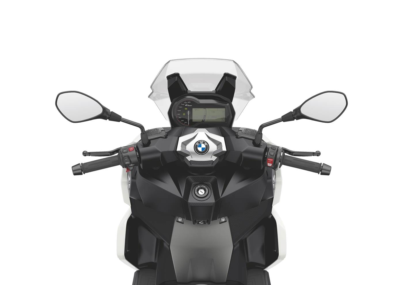 BMW Scooter display