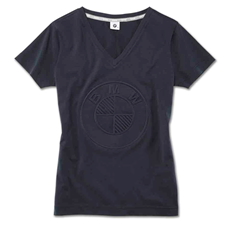 BMW T-shirt ladies' logo