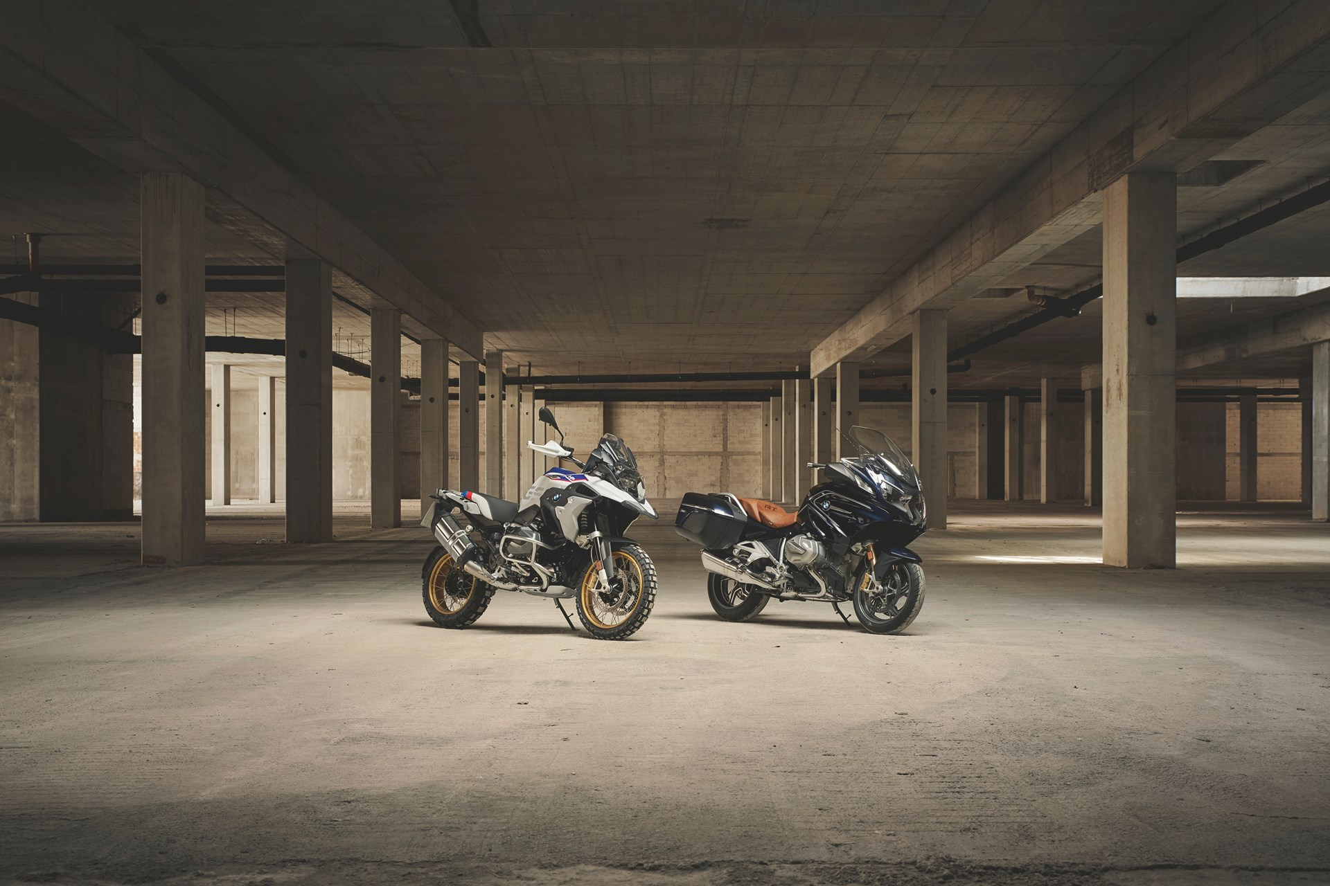 BMW R 1250 GS & RT