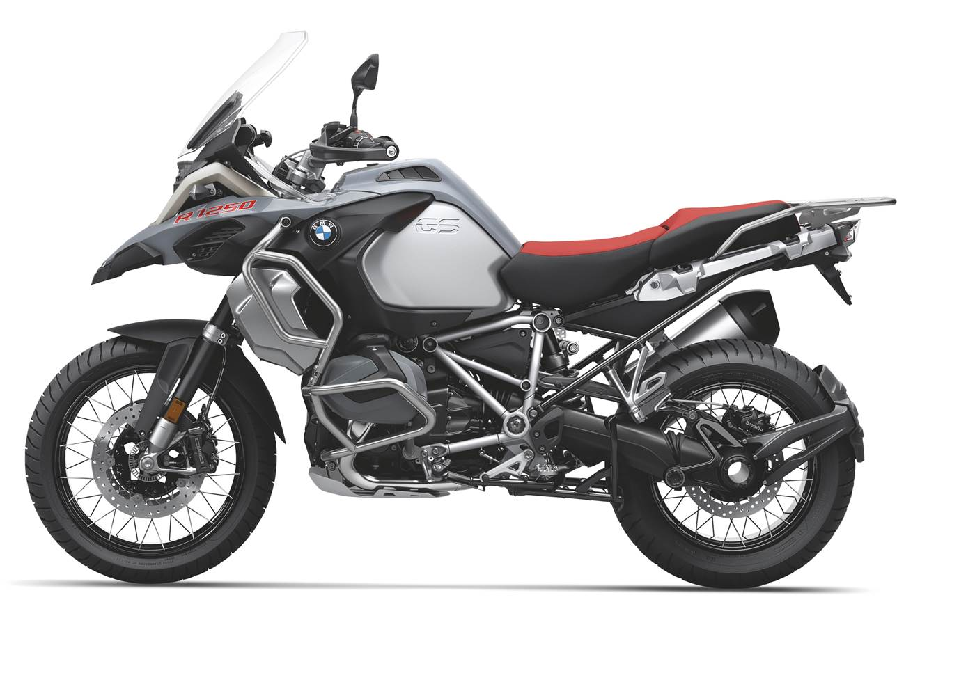 BMW R 1250 GS Adventure Icegrey uni