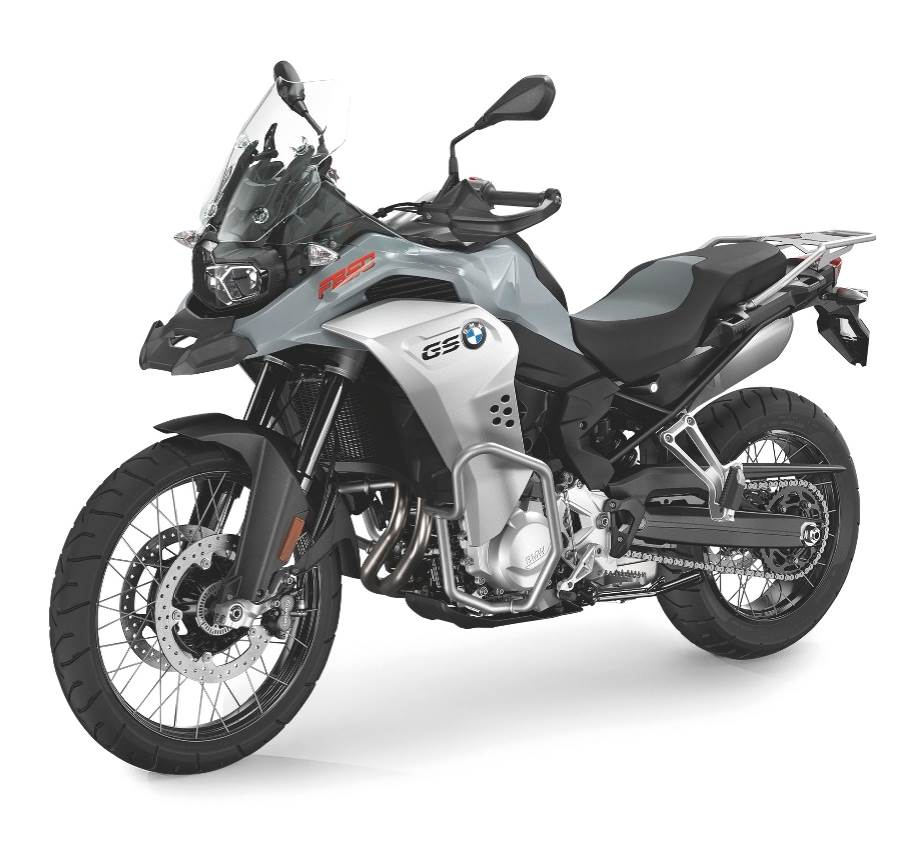 BMW F 850 GS Adventure Ice grey