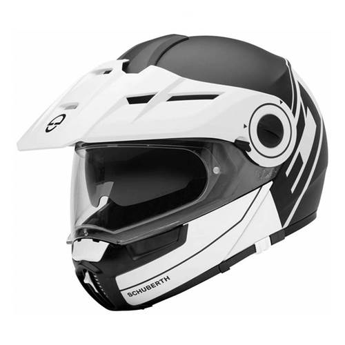 Schuberth E1 Radiant white
