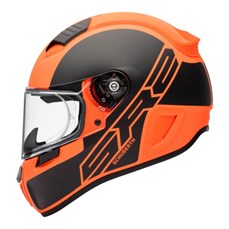 Schuberth SR2 Traction Orange