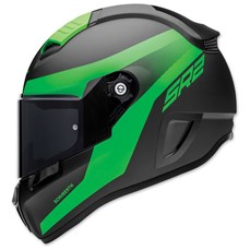 Schuberth SR2 Resonance Grøn