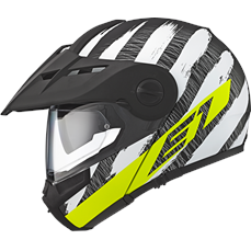 Schuberth E1 Hunter Yellow