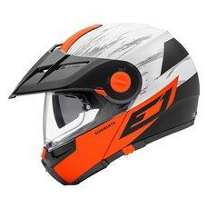 Schuberth E1 Crossfire Orange