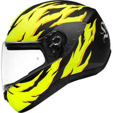 Schuberth R2 Renegade Yellow