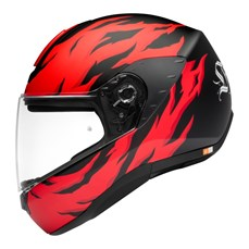 Schuberth R2 Renegade Red
