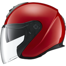 Schuberth M1 Rome Red