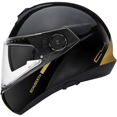 Schuberth C4Pro Carbon Gold ltd.