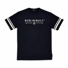 Berlin built t-shirt, sort - herre